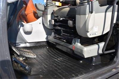 USED 2015 HITACHI ZX470 LC-5B EXCAVATOR EQUIPMENT #1740-44