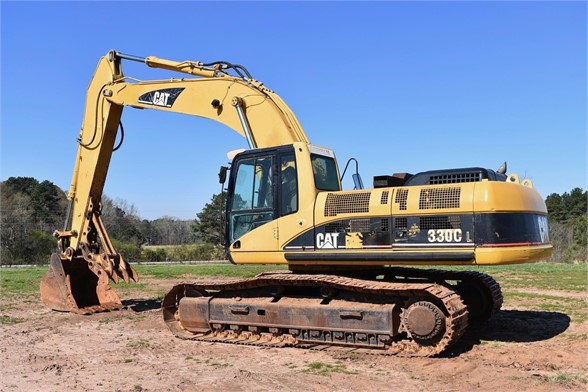 USED 2005 CATERPILLAR 330CL EXCAVATOR EQUIPMENT #1765