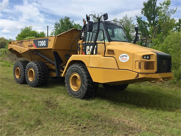 USED 2015 CATERPILLAR 730C OFF HIGHWAY TRUCK EQUIPMENT #1775