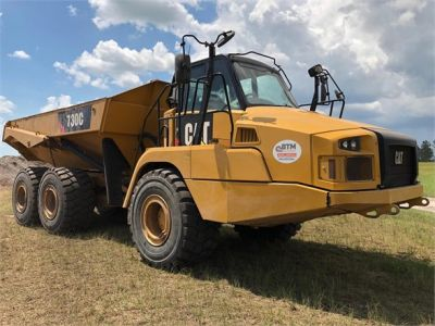 USED 2014 CATERPILLAR 730C OFF HIGHWAY TRUCK EQUIPMENT #1776-3