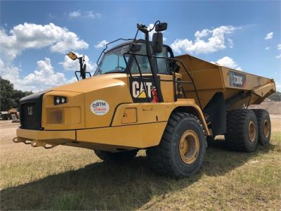 USED 2014 CATERPILLAR 730C OFF HIGHWAY TRUCK EQUIPMENT #1776-4