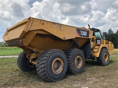 USED 2014 CATERPILLAR 730C OFF HIGHWAY TRUCK EQUIPMENT #1776-6