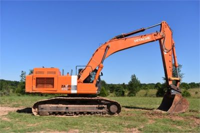 USED 2010 HITACHI ZX450 LC-3 EXCAVATOR EQUIPMENT #1811-11