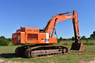 USED 2010 HITACHI ZX450 LC-3 EXCAVATOR EQUIPMENT #1811-13
