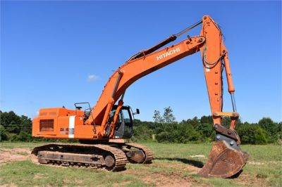 USED 2010 HITACHI ZX450 LC-3 EXCAVATOR EQUIPMENT #1811-15