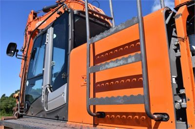 USED 2010 HITACHI ZX450 LC-3 EXCAVATOR EQUIPMENT #1811-17