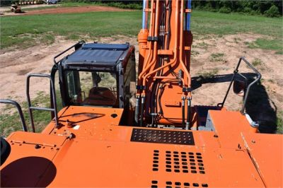 USED 2010 HITACHI ZX450 LC-3 EXCAVATOR EQUIPMENT #1811-23