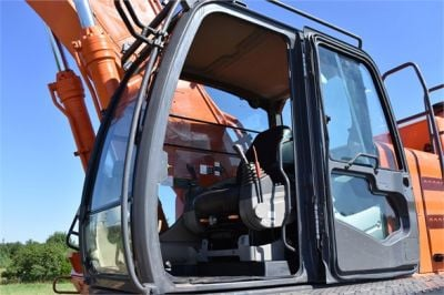USED 2010 HITACHI ZX450 LC-3 EXCAVATOR EQUIPMENT #1811-30