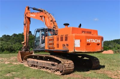USED 2010 HITACHI ZX450 LC-3 EXCAVATOR EQUIPMENT #1811-9
