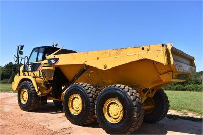 USED 2012 CATERPILLAR 725 OFF HIGHWAY TRUCK EQUIPMENT #1815-16
