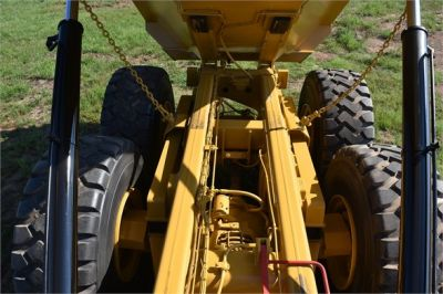 USED 2012 CATERPILLAR 725 OFF HIGHWAY TRUCK EQUIPMENT #1815-22