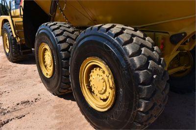 USED 2012 CATERPILLAR 725 OFF HIGHWAY TRUCK EQUIPMENT #1815-24