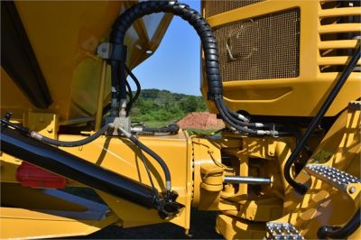 USED 2012 CATERPILLAR 725 OFF HIGHWAY TRUCK EQUIPMENT #1815-26