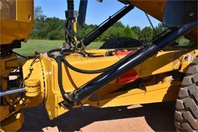 USED 2012 CATERPILLAR 725 OFF HIGHWAY TRUCK EQUIPMENT #1815-27