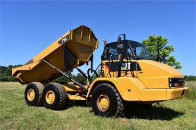USED 2013 CATERPILLAR 725 OFF HIGHWAY TRUCK EQUIPMENT #1835-1