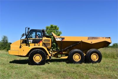USED 2013 CATERPILLAR 725 OFF HIGHWAY TRUCK EQUIPMENT #1835-10