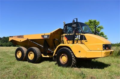 USED 2013 CATERPILLAR 725 OFF HIGHWAY TRUCK EQUIPMENT #1835-2