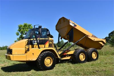 USED 2013 CATERPILLAR 725 OFF HIGHWAY TRUCK EQUIPMENT #1835-5