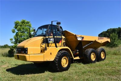 USED 2013 CATERPILLAR 725 OFF HIGHWAY TRUCK EQUIPMENT #1835-6