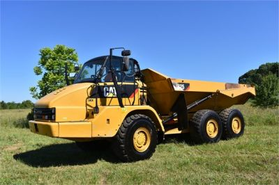 USED 2013 CATERPILLAR 725 OFF HIGHWAY TRUCK EQUIPMENT #1835-7