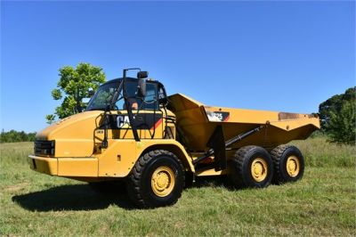 USED 2013 CATERPILLAR 725 OFF HIGHWAY TRUCK EQUIPMENT #1835-8