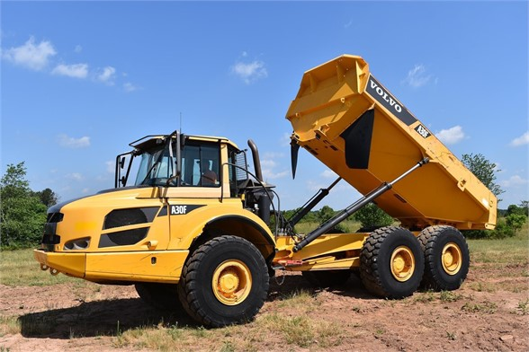 USED 2012 VOLVO A30F OFF HIGHWAY TRUCK EQUIPMENT #1854
