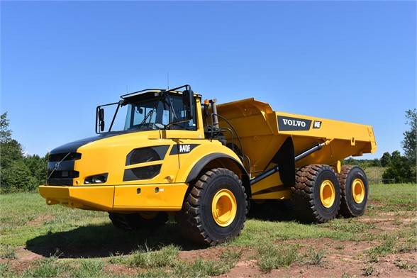 USED 2012 VOLVO A40F OFF HIGHWAY TRUCK EQUIPMENT #1857