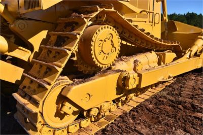 USED 1993 CATERPILLAR D8N DOZER EQUIPMENT #1865-14
