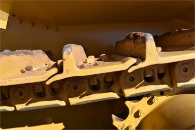 USED 1993 CATERPILLAR D8N DOZER EQUIPMENT #1865-19