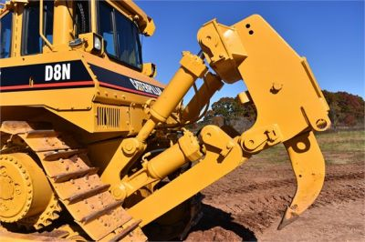 USED 1993 CATERPILLAR D8N DOZER EQUIPMENT #1865-22