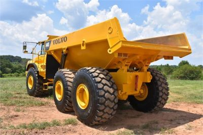 USED 2007 VOLVO A40D OFF HIGHWAY TRUCK EQUIPMENT #1873-10