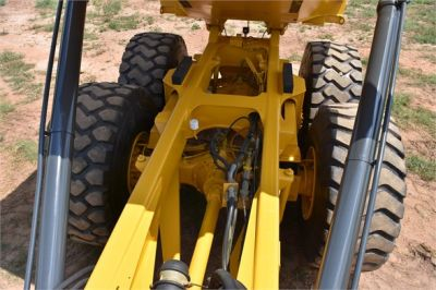 USED 2007 VOLVO A40D OFF HIGHWAY TRUCK EQUIPMENT #1873-16