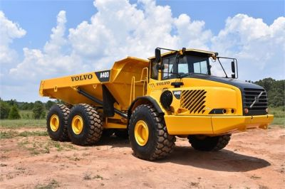 USED 2007 VOLVO A40D OFF HIGHWAY TRUCK EQUIPMENT #1873-2