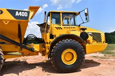 USED 2007 VOLVO A40D OFF HIGHWAY TRUCK EQUIPMENT #1873-22