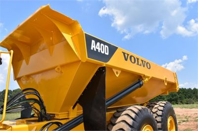 USED 2007 VOLVO A40D OFF HIGHWAY TRUCK EQUIPMENT #1873-25