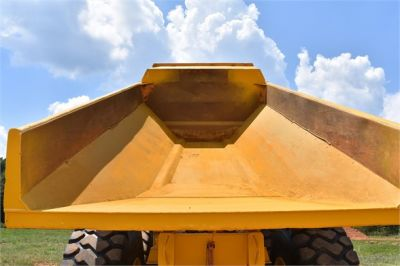 USED 2007 VOLVO A40D OFF HIGHWAY TRUCK EQUIPMENT #1873-26