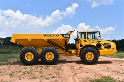 USED 2007 VOLVO A40D OFF HIGHWAY TRUCK EQUIPMENT #1873-3