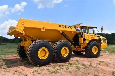 USED 2007 VOLVO A40D OFF HIGHWAY TRUCK EQUIPMENT #1873-4