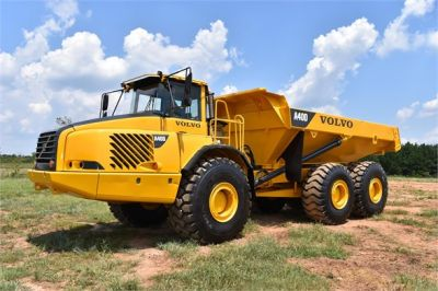 USED 2007 VOLVO A40D OFF HIGHWAY TRUCK EQUIPMENT #1873-5