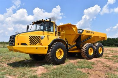 USED 2007 VOLVO A40D OFF HIGHWAY TRUCK EQUIPMENT #1873-6