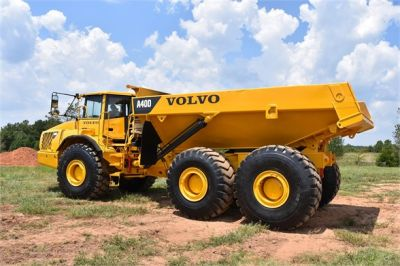 USED 2007 VOLVO A40D OFF HIGHWAY TRUCK EQUIPMENT #1873-8