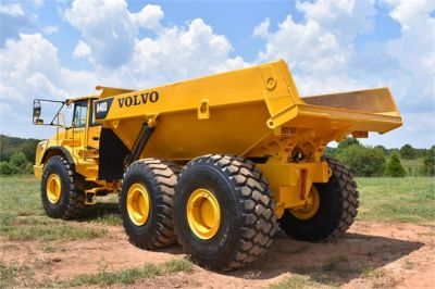 USED 2007 VOLVO A40D OFF HIGHWAY TRUCK EQUIPMENT #1873-9