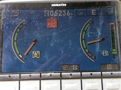USED 2011 KOMATSU PC200 LC-8 EXCAVATOR EQUIPMENT #1876-37