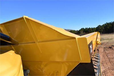USED 2013 CATERPILLAR 725 OFF HIGHWAY TRUCK EQUIPMENT #1882-27