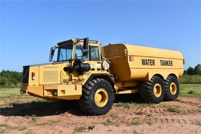 USED 1999 VOLVO A30C WATER TRUCK #1887-1