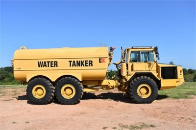 USED 1999 VOLVO A30C WATER TRUCK #1887-12