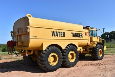USED 1999 VOLVO A30C WATER TRUCK #1887-13