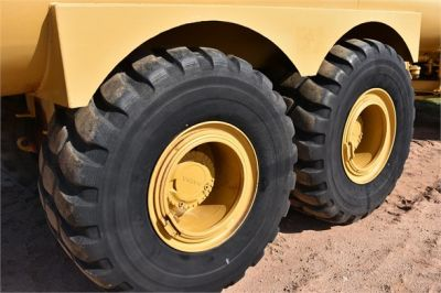 USED 1999 VOLVO A30C WATER TRUCK #1887-17