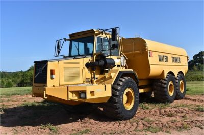 USED 1999 VOLVO A30C WATER TRUCK #1887-2