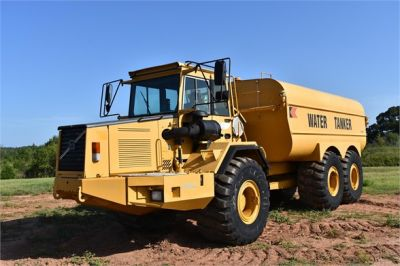 USED 1999 VOLVO A30C WATER TRUCK #1887-3